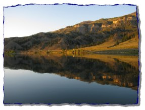 Cabins rates for Green mountain reservoir fishing